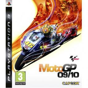 Moto GP 09/10 Playstation 3