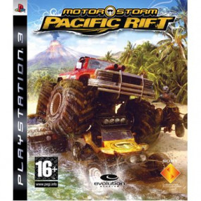 Motorstorm Pacific Rift Playstation 3