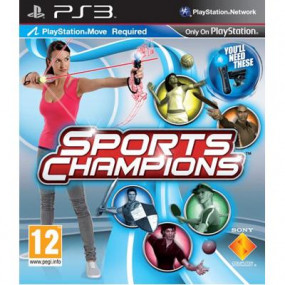 Sports Champions Playstation 3